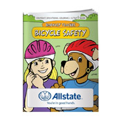Barkley Teaches Bicycle Safety Activity Book