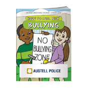 How to Deal with Bullying Activity Book