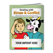 Dealing With Stress And Conflict Activity Book
