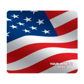American Flag Pieceless Puzzle