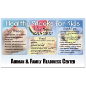 Healthy Snacks For Kids Magnet