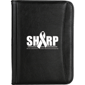 Zippered Deluxe Portfolio