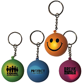 Mood Ball Keychain