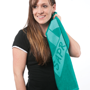 Premium Sexual Assault Awareness Towel