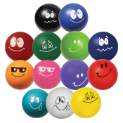 Funny Face Stress Ball