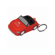 Convertible Stress Car Keychain