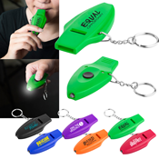 Safety Whistle Light