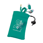 Awareness Earbuds Teal