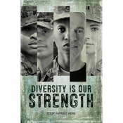 Diversity Strength Posters