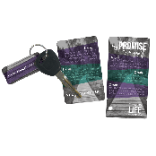 """My Promise"" Wallet Card Keytag"