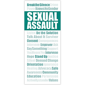 Sexual Assault Prevention Pamphlet