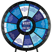"""What Would You Do?"" Wheel - Child Abuse Graphics Only"