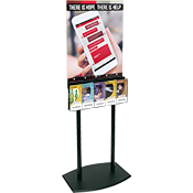 Edu-Slider Rack & Poster