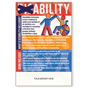 Disability Inclusion Magnet