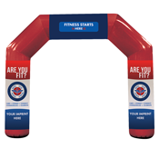 Replacement Graphics for Inflatable Arch 3985