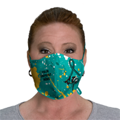 Face Mask Set of 12